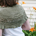 Madame Phelps Shawl / Shawlette pattern