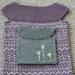 Little Pearl Vest pattern