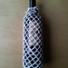 Wine Bottle Lace Cover pattern