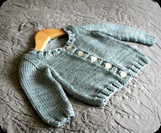 Ravelry: Basic Baby Cardigan pattern by Alana Dakos