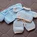 """18"""" DOLL CLOTHES SET pattern"""