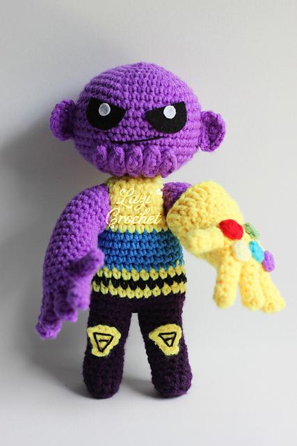 Eddie - Iron Maiden. Solo a pedido. | Iron maiden eddie, Crochet ... | 640x427