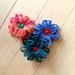 Loopy Flower Brooch pattern