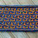 Klimt Cowl pattern