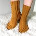 September socks pattern