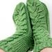 Growing socks pattern