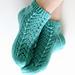 Midsummer socks pattern