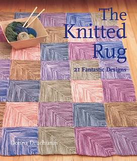 Ravelry The Knitted Rug Patterns