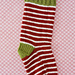#25 Candy Cane Stocking pattern