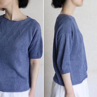 Nagare pattern by Natsuko Iida