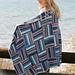 120-32 Seaside Maze pattern