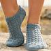 129-18 Neptunia Socks pattern