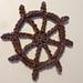 Ship Wheel Applique pattern