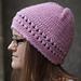 Aquilegia Hat pattern