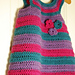 Sylvie Striped Baby Dress pattern
