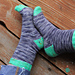 Extranilla Socks pattern