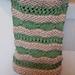 No Slip Bowtie Hanging Towel pattern