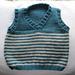 Striped Slipover pattern
