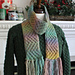 Zenith Cable Scarf pattern