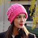 Think Pink Hat pattern