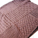 Sampler Afghan pattern