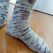 Downtown Socks pattern