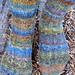 Hollow Oak Socks (Sportweight Version) pattern