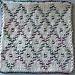 Dimpled Diamonds DK Potholder pattern