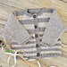 Finnigan Stripe Sweater - P128 pattern