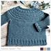 Auberon Sweater - P167 pattern