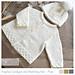 Angelus Cardigan & Hat – P190 pattern