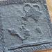 Gardening Dishcloth pattern