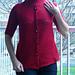Linen Paper & Silk Short Sleeve Jacket (Kit-19) pattern