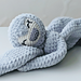 Baby Penguin Comforter pattern