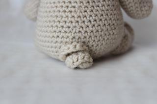 Ravelry: Little amigurumi pug dog pattern by mohu | 213x320