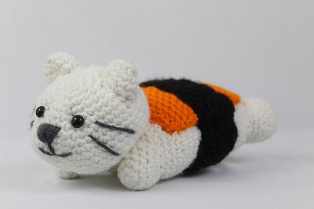 Crocheted Amigurumi Tigger by Crafty Kitty Crochet | Crochet ... | 427x640