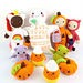 Halloween Amigrumi Set pattern