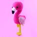 Flamingo Amigurumi pattern