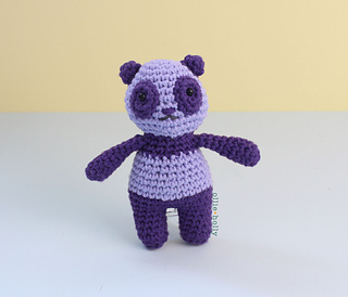 Super Cute Panda Crochet Patterns You Will Love | The WHOot | 274x320