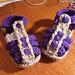 Baby Sandals pattern