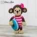 Lily the Baby Monkey Amigurumi pattern