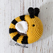 Bee Rattle pattern