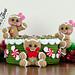 Gingerbread Christmas Basket pattern