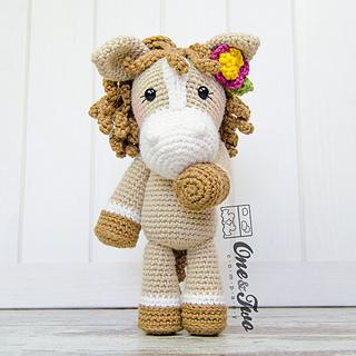 Horse Crochet Pattern, Amigurumi Horse, Crochet Pattern Animal, CP ...   320x320