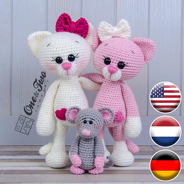 Eu quero Crochê - Hello Kitty em crochê! Já à venda na... | Facebook | 640x640