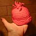 Baby Frou-Frou Preemie Hat pattern