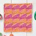 Hook 'n' Learn Part 4 - Spike Stitch pattern