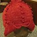 Lutine Cap pattern