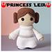 Princess Leia Star Wars Amigurumi pattern