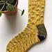 Ebba socks pattern